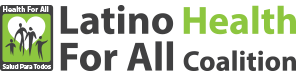 Latino Health for All logo